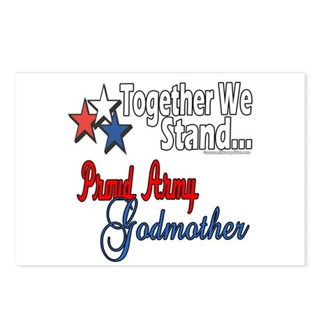 Army Godmother Postcards (Package of 8)