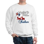 Navy Father Sweatshirt