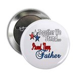 Navy Father Button