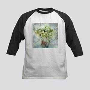 french country flowers Baseball Jersey