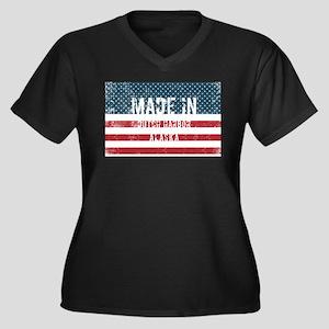 Made in Dutch Harbor, Alaska Plus Size T-Shirt
