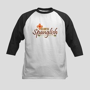 FLUENT IN SPANGLISH Baseball Jersey