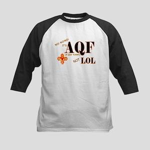 AQF NOT LOL Baseball Jersey