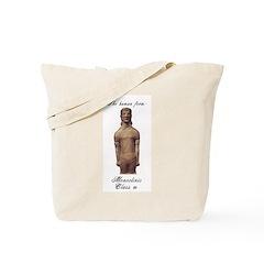 Crystallography Tote Bag