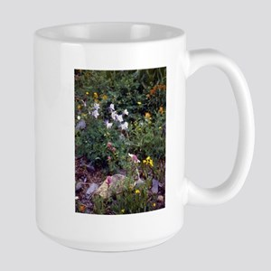 Colorado Wildflowers large mug