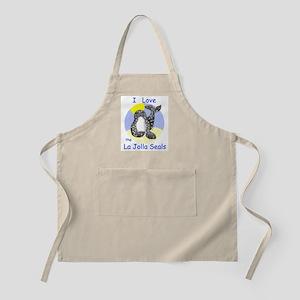 La Jolla Seals BBQ Apron