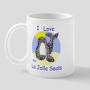 La Jolla Seals Mug