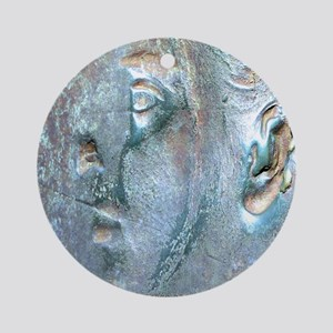Faces of FDR 2 Ornament (Round)