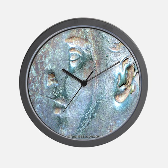 Faces of FDR 2 Wall Clock