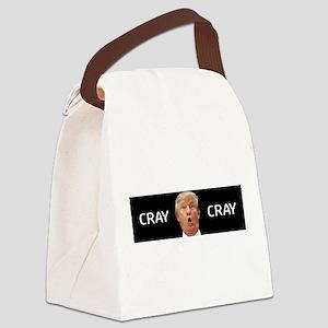 CRAY CRAY Canvas Lunch Bag