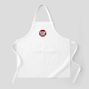 Stop Eating Animals BBQ Apron