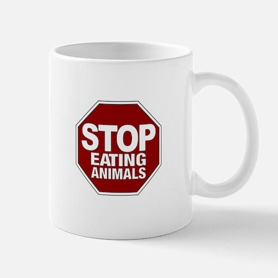 Stop Eating Animals Mug