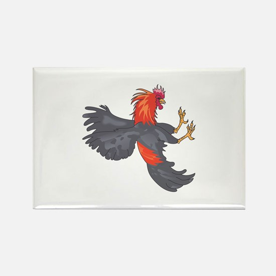 FIGHTING COCK Magnets