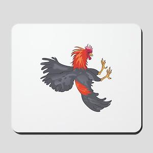 FIGHTING COCK Mousepad