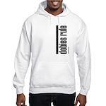 Dobies Rule Doberman Pinscher Hooded Sweatshirt