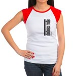 Dobies Rule Doberman Pinscher Women's Cap Sleeve T