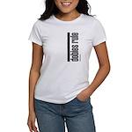 Dobies Rule Doberman Pinscher Women's T-Shirt