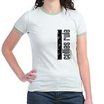 Collies Rule Jr. Ringer T-Shirt