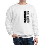 Collies Rule Sweatshirt