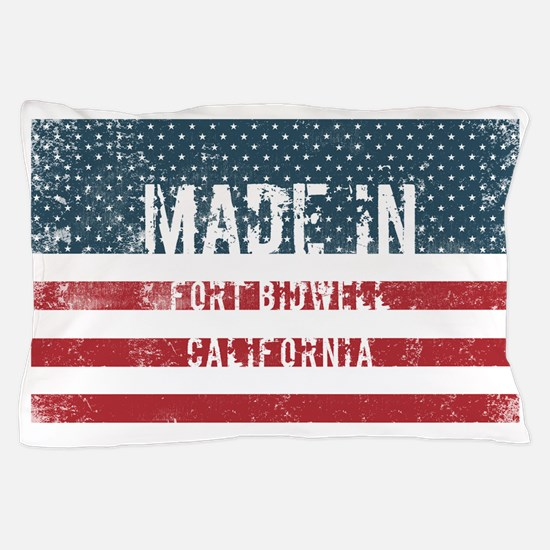 Made in Fort Bidwell, California Pillow Case