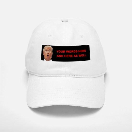 Make Your Own Trump Meme Saying Baseball Baseball Baseball Cap