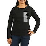 Chow Chow Rules Women's Long Sleeve Dark T-Shirt