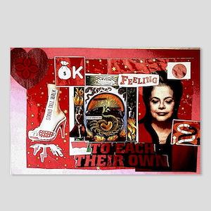 Love Thy Self Postcards (Package of 8)