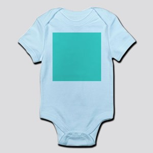modern abstract teal Body Suit