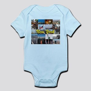 Ultimate New York City Photo Montage Body Suit