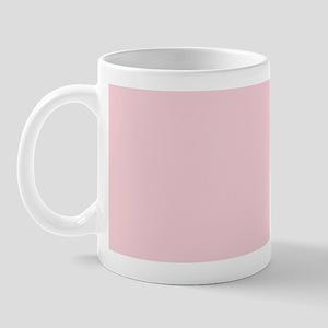 cute blush pink Mug
