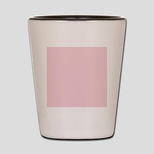 cute blush pink Shot Glass