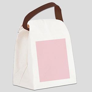 cute blush pink Canvas Lunch Bag