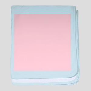 cute blush pink baby blanket