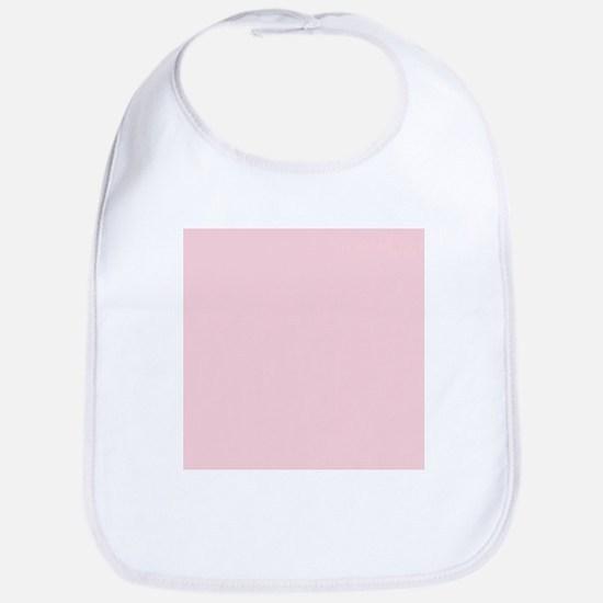 cute blush pink Bib