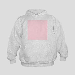 cute blush pink Kids Hoodie