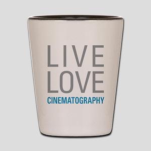 Cinematography Shot Glass