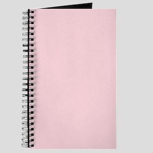 cute blush pink Journal