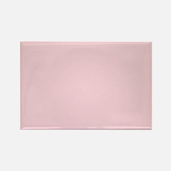 cute blush pink Magnets