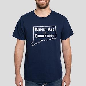 Kickin Ass in CT T-Shirt