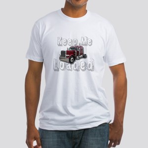 Keep Me Loaded Fitted T-Shirt