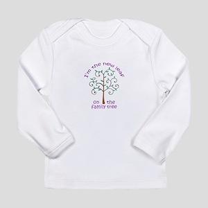 NEW LEAF ON FAMILY TREE Long Sleeve T-Shirt