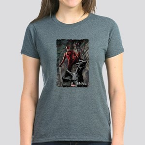 Daredevil Gargoyle Women's Dark T-Shirt