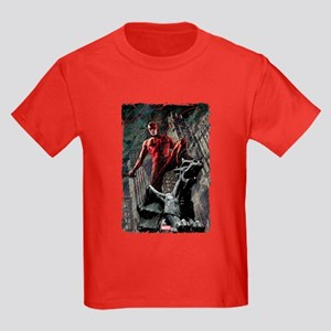 Daredevil Gargoyle Kids Dark T-Shirt