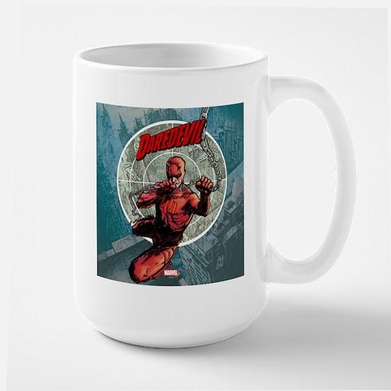 Daredevil Chain Large Mug