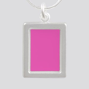 girly fuschia pink Necklaces