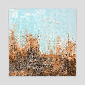 Arizona Abstract Queen Duvet