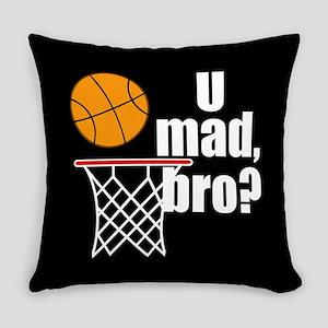 U Mad Bro? Everyday Pillow