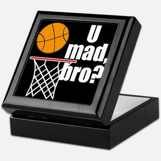 U Mad Bro? Keepsake Box