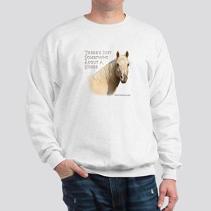 Something About A Horse Sweatshirt