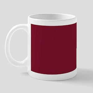 girly pomegranate red Mug